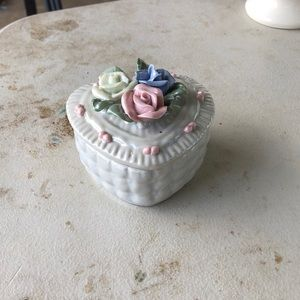Vintage trinket vase